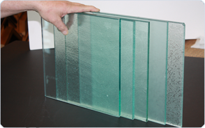 Select the glass type perfect for your privacy or specialized glass needs